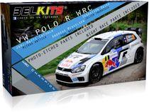 Maquette de voiture : Volkswagen Polo R WRC 2013 - 1/24 - Belkits 005