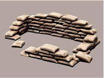 sacs de sable 1:35 - Italeri 406
