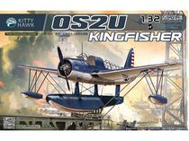 Maquette Hydravion Vought OS2U Kingfisher (martin-pêcheur) 1:32 - Kitty Hawk 32016