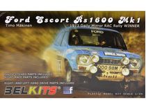 Ford Escort RS1600 Mk1 ‐ 1/24 - Belkits 006