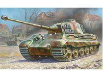 Maquette de char militaire : King tiger - 1/72 - Zvezda 05023