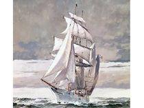 Maquette bateau : Amphitrite - 1/150 - Heller 80610