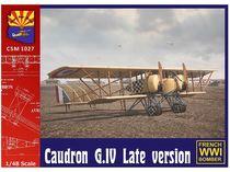 Bimoteur Caudron G. IV 1917 1:48 - CSM 1027