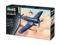 Maquette avion militaire : Vought F4U-1B Corsair Royal Navy - 1:72 - Revell 3917