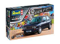 Maquette de voiture : 35 Years Volkswagen Golf GTI Pirelli - 1/24 - Revell Maquette de voiture : 35 Years Volkswagen Golf GTI Pirelli - 1/24 - Revell 05694