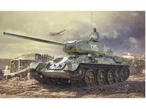 Maquette Char T-34/85 au 1/35 - Italeri 6545