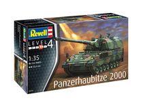 Maquette char d'assaut : Obusier blindé 2000 - 1/35 - Revell 03279, 3279