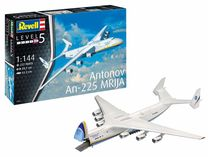 Maquette avion militaire : Antonov An-225 Mrija 1:144 - Revell 04958