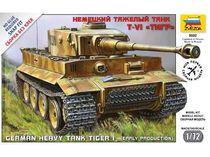 "Maquette Zvezda 05002 : Pz.Kpfw.VI ""Tiger"""