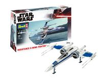 Maquette Star Wars : Resistance X-Wing Fighter - 1/50 - Revell 6744 06744