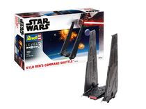 Maquette Star Wars : Kylo Ren'S Command Shuttle - 1/93 - Revell 6746 06746