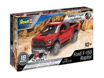 Maquette Easy click : 2017 Ford F-150 Raptor - 1:25 - Revell 07048, 7048