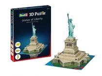 Puzzle 3D : Statue de La Liberté - Revell 114, 00114