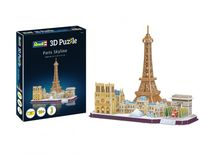 Puzzle 3D : City Line Paris - Revell 141, 00141