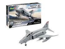 Maquette militaire : F-4E Phantom - 1:72 - Revell 03651, 3651