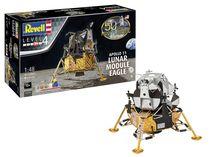 """Maquette collection spatiale : Apollo 11 Module Lunaire """"Eagle"""" - 1:48 - Revell 3701 03701"""