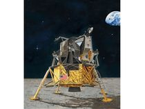 "Maquette collection spatiale : Apollo 11 Module Lunaire ""Eagle"" - 1:48 - Revell 3701 03701"
