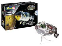 Maquette collection spatiale : Apollo 11 Navette avec Intérieur - 1/32 - Revell 3703 03703