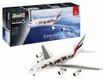 "Maquette avion : Airbus A380-800 Emirates ""Wild L - 1/72 - Revell 3882 03882"