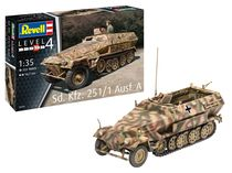 Maquette Sd.Kfz. 251/1 Ausf.A 1:35 - Revell 03295, 3295 - France-maquette.fr