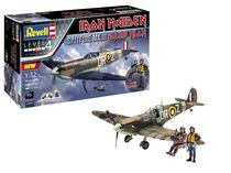 """Maquette avion militaire : Spitfire Mk.Ii """"Aces High"""" Iron Maiden - 1:32 - Revell 5688 05688"""