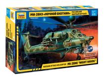 "Maquette militaire : Hélicoptère Russe d'attaque MI-28NE ""Night havoc"" - 1/72 - Zvezda 7255 07255"