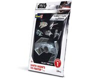 Maquette Star Wars : Easy Click Darth Vader's TIE Fighter - 1:121 - Revell 01102 1102