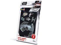 Maquette Star Wars : Easy Click Darth Vader's TIE Fighter - 1:121 - Revell 01102 1102