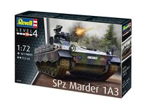 Maquette militaire : SPz Marder 1A3 - 1:72 - Revell 03326, 3326 - france-maquette.fr