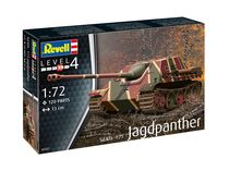 Maquette militaire : Jagdpanther Sd.Kfz.173 1:72 - Revell 03327, 3327 - france-maquette.fr