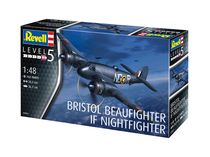 Maquette avion : Beaufighter IF Nightfighter - 1:48 - Revell 03854, 3854 - france-maquette.fr