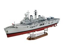 Maquette militaire : Model Set HMS Invincible (Falkland War) - 1:700 - Revell 65172 - france-maquette.fr