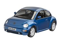Maquette voiture : Model Set VW New Beetle 1:24 - Revell 67643 - france-maquette.fr