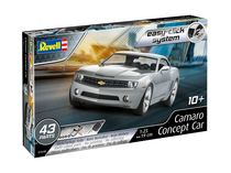 Maquette voiture : Easy Click Camaro Concept Car 1:25 - Revell 07648, 7648 - france-maquette.fr