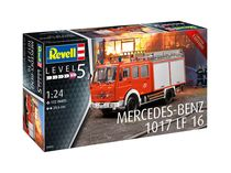 Maquette camion : Mercedes-Benz 1017 LF 16 1:24 - Revell 07655, 7655