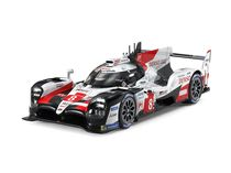 Maquette de voiture : Toyota Gazoo Racing TS050 Hybrid 2019 - 1/24 - Tamiya 25421 - france-maquette.fr