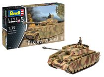 Maquette militaire : Panzer IV Ausf. H - 1:35 - Revell 03333, 3333 - france-maquette.fr