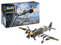 Maquette avion : Hawker Tempest V - 1:32 - Revell 03851, 3851 - france-maquette.fr