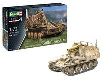 Maquette tank : Sturmpanzer 38(t) Grille Ausf. M - 1:72 - Revell 03315, 3315