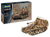 Maquette militaire : Sd. Kfz. 138 Marder III Ausf. M - 1:72 - Revell 03316, 3316