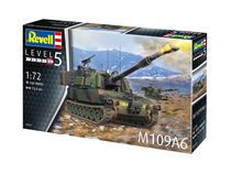 Maquette militaire : M109A6 - 1:72 - Revell 03331, 3331