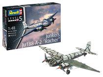 "Maquette avion : Junkers Ju188 A-1 ""Rächer"" 1:48 - Revell 03855, 3855"