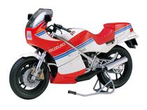 Maquette moto : Suzuki RG 250 Full Options - 1/12 - Tamiya 14029