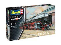 Maquette train - Locomotive rapide BR01 (Tender 2'2') - 1:87 - Revell 02172 2172