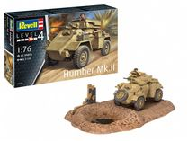 Maquette militaire Humber Mk.II - 1:76 - Revell 03289 3289