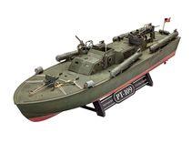 Maquette de navire militaire : Patrol Torpedo Boat PT-109 - 1:72 - Revell 05147