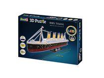 Maquette Puzzle 3D : RMS Titanic Led - Revell 0154, 154
