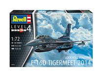 Maquette Avion : F-16D Fighting Falcon - 1:72 - Revell 03844, 3844