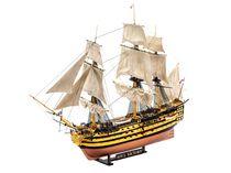 Maquette bateau : Model Set Hms Victory - 1:225 - Revell 65408