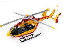 Miniature Eurocopter Newray EC 145 Sécurité Civile 1:43 26 cm